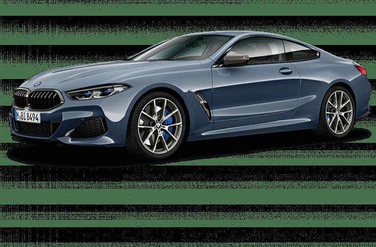 BMW 8 Serie Coupé