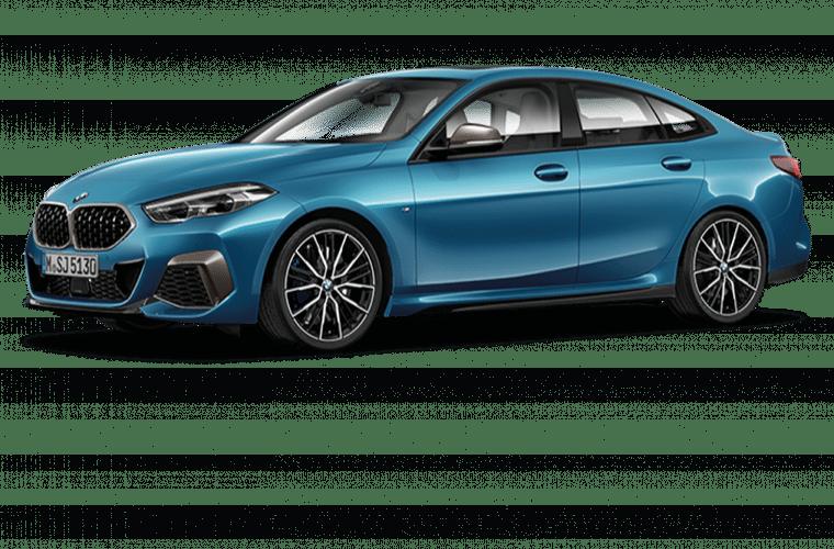 BMW 2 Serie Gran Coupé
