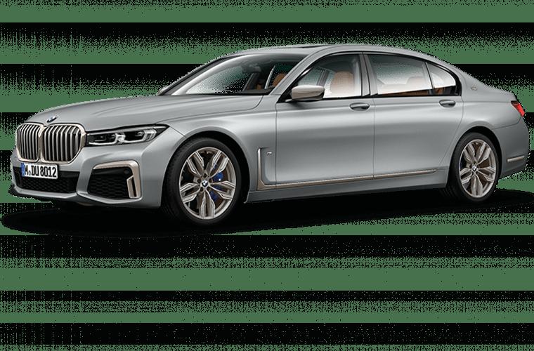 BMW 7 Serie Sedan