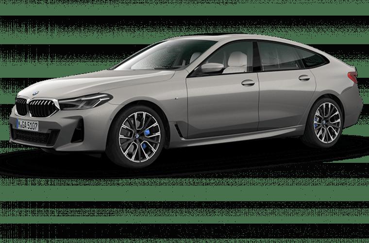 BMW 6 Serie Gran Turismo