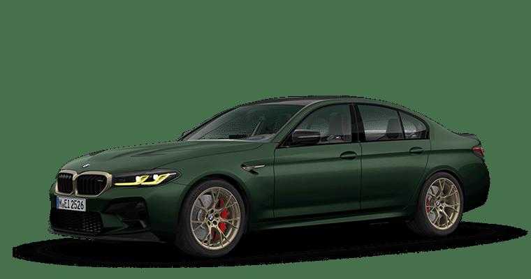 BMW M5CS gelaagd